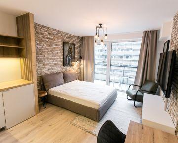 Ponúkame EXKLUZÍVNE na prenájom 1-izbový byt v novostavbe Urban Residence.