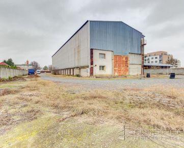 360° VIRTUÁLNA PREHLIADKA:: Hala 1106 m2 na 4640 m2 pozemku, Nová Dedinka, Hlavná ul.