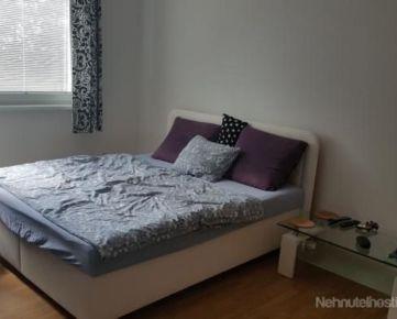 Prenájom moderný 1 izbový byt, ulica Kpt. Rašu, zariadený, Dúbravka BA IV