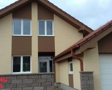 Novostavba 4i rodinného domu, holodom, Veľký Biel