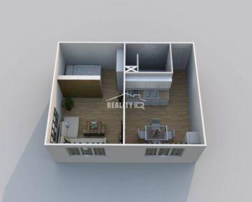 Predaj, jednoizbový byt Žilina, Zvolenská ulica, Exkluzívne IQ