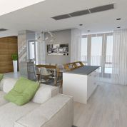 3-izb. byt 121m2, kompletná rekonštrukcia