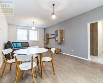 Exkluzívne 2-izbový byt s vlastným kotlom a bezbarierovým vstupom