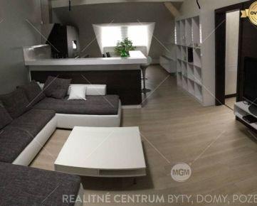 Prenájom centrum, 3 izbový byt pre náročných, Žilina  Cena: 700€, 85m2