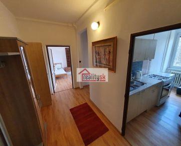 1-izbový byt v Ružinove na prenájom