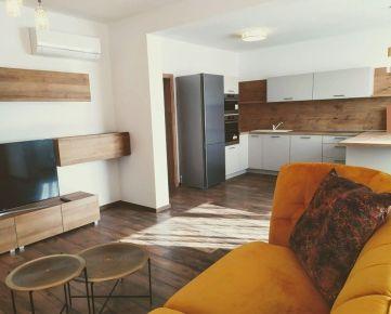 Novostavba, klimatizovaný, novozariadený 3 izbový byt s parkovaním