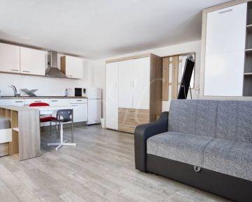 Plne zariadený 1i byt na prenájom v Bratislave - Starom Meste