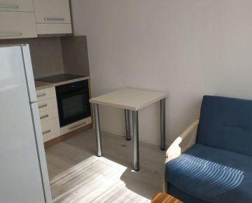 Prenájom 1-izbového bytu po kompletnej rekonštrukcii, Hliny 8