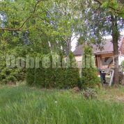 Záhradná chata 20m2, čiastočná rekonštrukcia