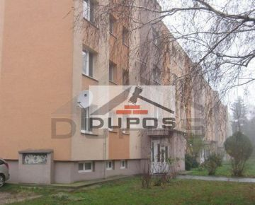DUPOS - Dražba jednoizbového bytu - Trnava - 1. kolo