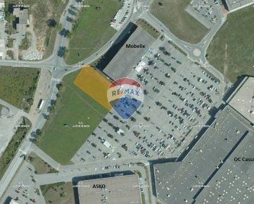 predaj stavebného pozemku 3000 m2