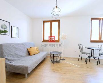HERRYS - prenájom 1 izbový byt blízko Hlavnej stanice