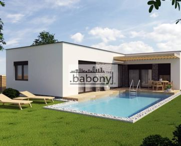 Exkluzívne novostavba 4-izbového rodinného domu v novej štvrti