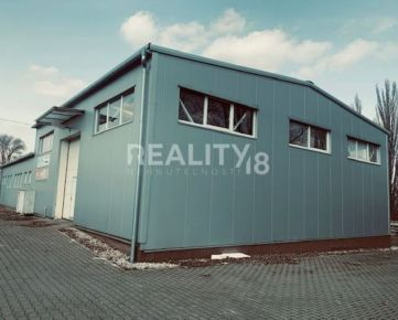 Prenájom výrobnoskladovej haly v Lužiankach