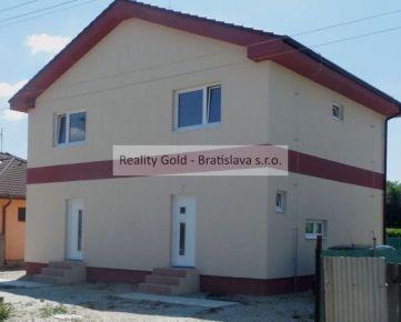 rodinný dom ŠULANY / Horný Bar - NOVOSTAVBA 2015 - lokalita ŠAMORÍN !! - zariadený