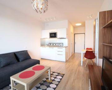 LEXXUS-PRENÁJOM 1i byt + parking, SLNEČNICE, 30, 60 m2