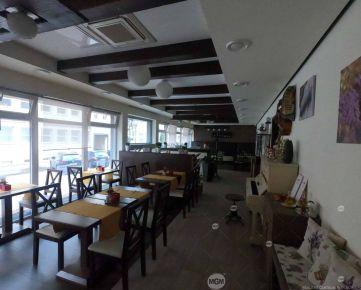 Prenájom obchodný/reštauračný priestor, Žilina - Širšie centrum, Cena: 8€