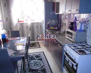 KONEX REALITY – SUPER CENA! 2-izbový byt na Komenského ul., Sobrance