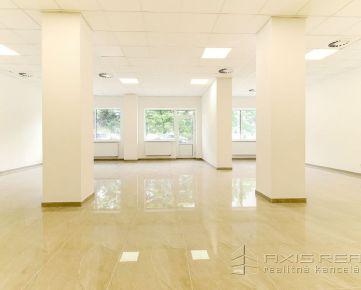 360° VIRTUÁLNA PREHLIADKA:: Obchodný priestor 201 m2, VÝKLAD, BLÍZKO CENTRA, Trnava