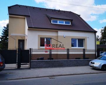 ** RK BOREAL ** Veľký rodinný dom po kvalitnej rekonštrukcii na prenájom pre firmu vo výbornej lokalite BA II - Ružinov, časť Prievoz na Mierovej ulici