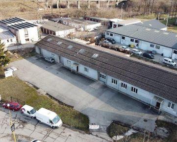 Priemyselná polifunkčná budova, pozemok 2980 m2, Košice- Juh