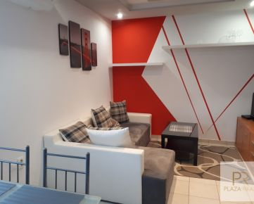 Ponúkame exkluzívne na predaj priestranný 1 izb. s klimatizáciou v 15 ročnej novostavbe na Píniovej ul. v Bratislave – m.č. Vrakuňa