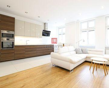 HERRYS - Na prenájom nadštandardný slnečný 4 izbový byt s krásnym výhľadom na nábreží Dunaja
