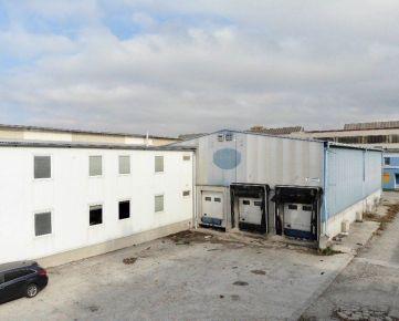 NEO - Prenájom skladovo - administratívnej budovy 2200m2 a 200m2