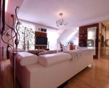 AARK: 3 izbový byt v centre mesta Trnava, Františkánska