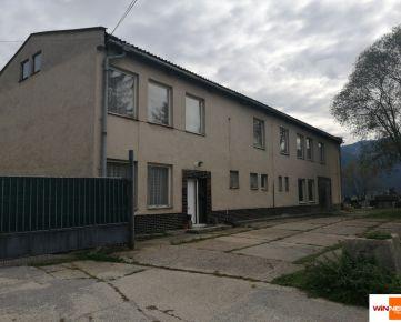 Exkluzívne na predaj administratívna budova v obci Predajná