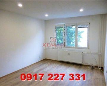 Exkluzívne ponúkame novo zrekonštr. 2 izb. byt na Sídlisku v BB