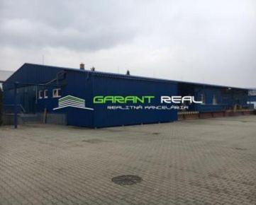 GARANT REAL - predaj komerčný objekt, priemyselný areál mliekární, Humenné