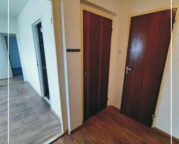 Trojizbový byt – Bauring - Hviezdoslavova