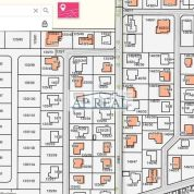Pozemok pre rodinné domy 711m2