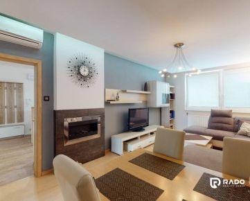 IBA U NÁS! Moderný 4i byt na sídlisku Juh v Trenčíne