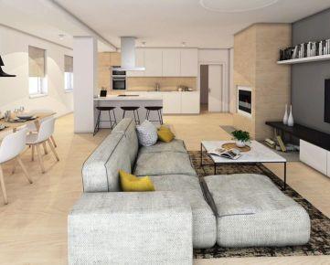 Hľadáte niečo výnimočné? Posledný 3 izbový byt vo vila dome v Rači na predaj !