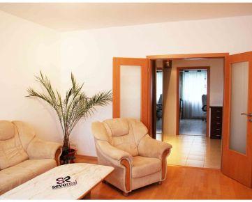 *REKONŠTRUKCIA* 3 izbový byt B.Bystrica, ZARIADENIE V CENE, 71 m2 + loggia, 3D OBHLIADKA