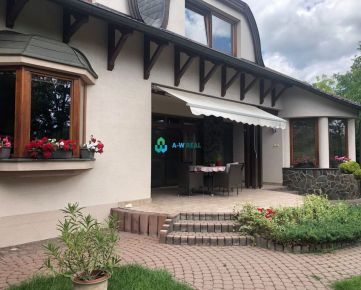 Prekrásna dvojgeneračná vila v Gabčíkove na predaj