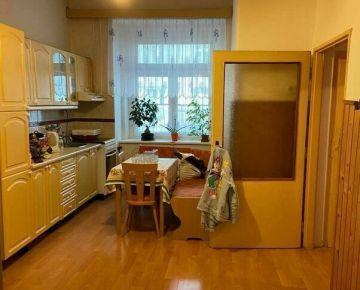 2-izb. byt, v tehlovom dome na ul. Murgašova, Staré Mesto