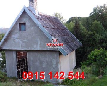 Na predaj záhradná chatka- Hriňová- EXKLUZÍVNE!!!