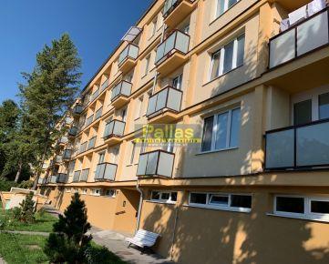 Pallas  PRENÁJOM 3-izb. bytu v peknom prostredí - OD SEPTEMBRA