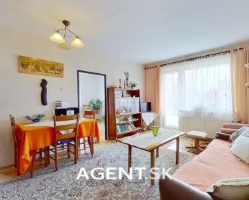 AGENT.SK REZERVOVANÝ Predaj 3-izbového bytu na sídlisku Hilny v Žiline