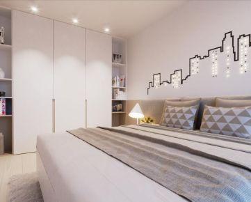 Rezidencia Bystrická! Predaj pekného 2i bytu 50,06m2 s balkónom a komorou, Ružomberok