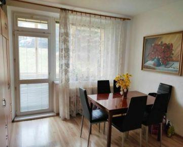 2,5.izbový byt s loggioua špajzou  sídlisko Sekčov