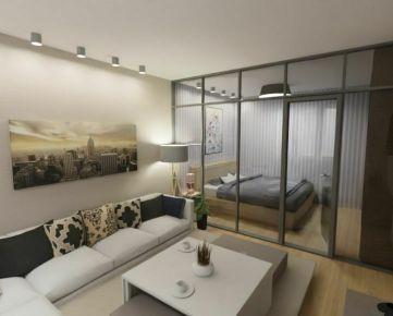 REZERVOVANÉ  - K nasťahovaniu stačí 15% • 1 izbový byt • Trnava