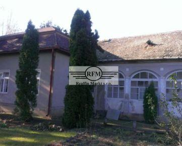 Nitra na Ipľom, okr. Lučenec - dom vhodný na gazdovstvo, chov koní, dobytka