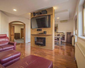 ZÁHRADNÍCKA, 821 08 BRATISLAVA - 4i čiastočne zariadený byt s veľkou terasou a parkovaním