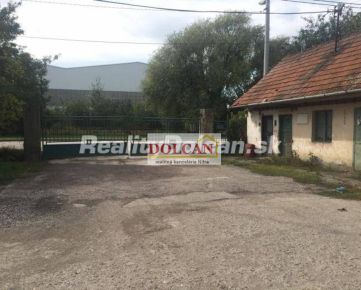 INVESTIČNÁ PRÍLEŽITOSŤ priemyselný areál v Dolných Krškanoch , Nitra