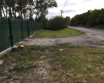 Predaj stavebný pozemok pre nebytové priestory, Záhorska Bystrica
