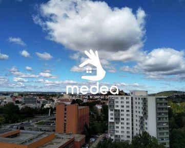 Predaj - neštandardný byt s úžasným výhľadom, Nitra-Chrenová